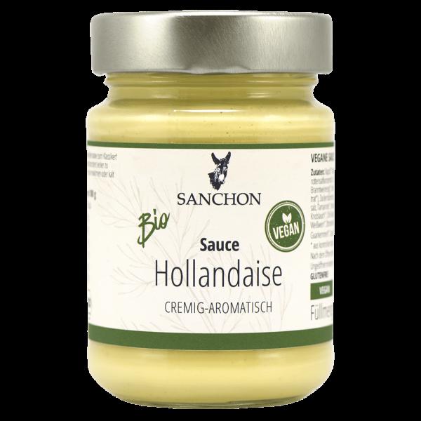 Sanchon Bio Sauce Hollandaise