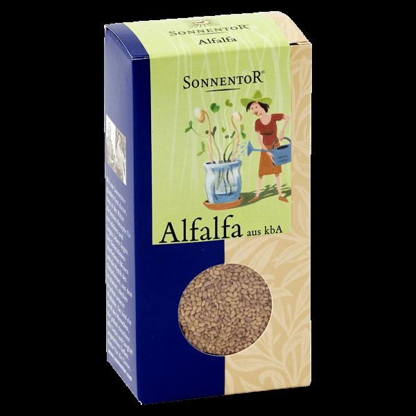 Sonnentor Bio Alfalfa, 120g
