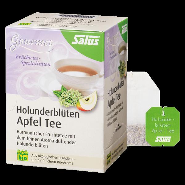 Salus Bio Holunderblüten Apfel Tee