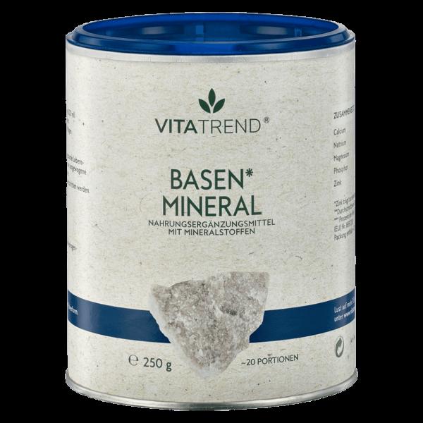 vitatrend Basen-Mineral Pulver