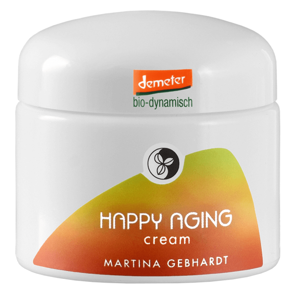 Martina Gebhardt Happy Aging Cream