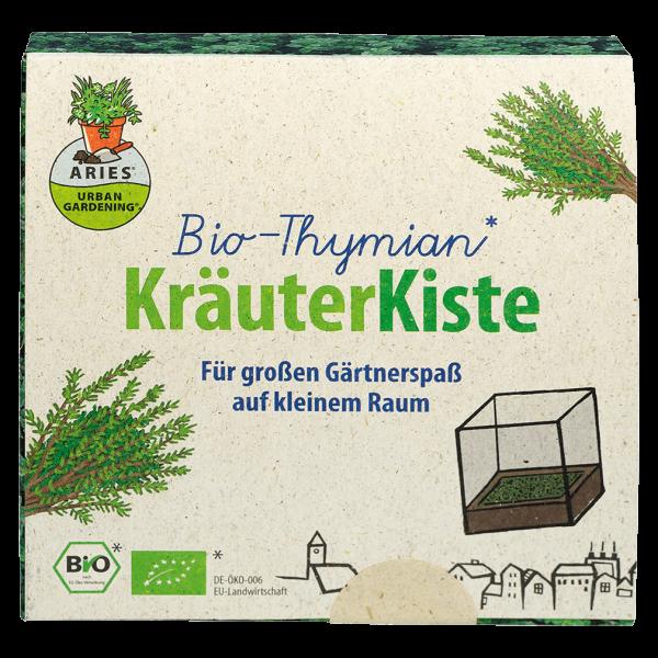 Aries Bio Thymian KräuterKiste