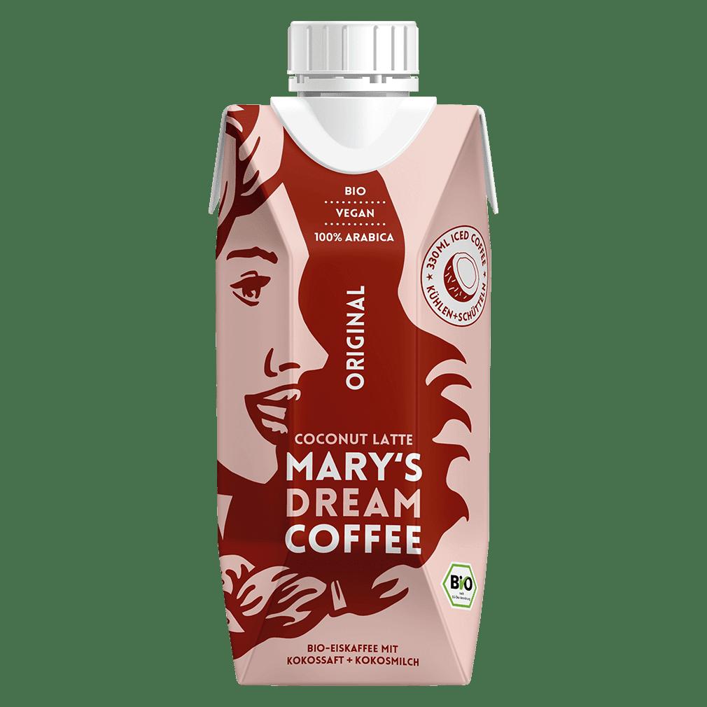 BIO Mary's Dream Coffee Coconut Latte, 20g