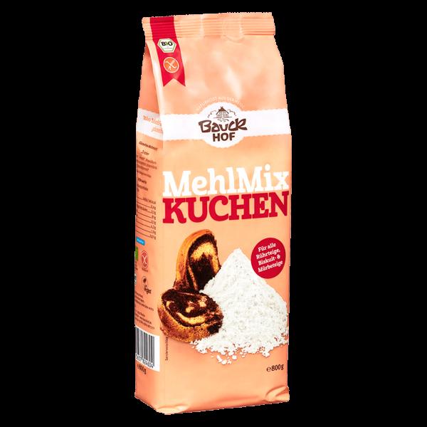 Bauckhof  Bio Mehl-Mix Kuchen glutenfrei 800g