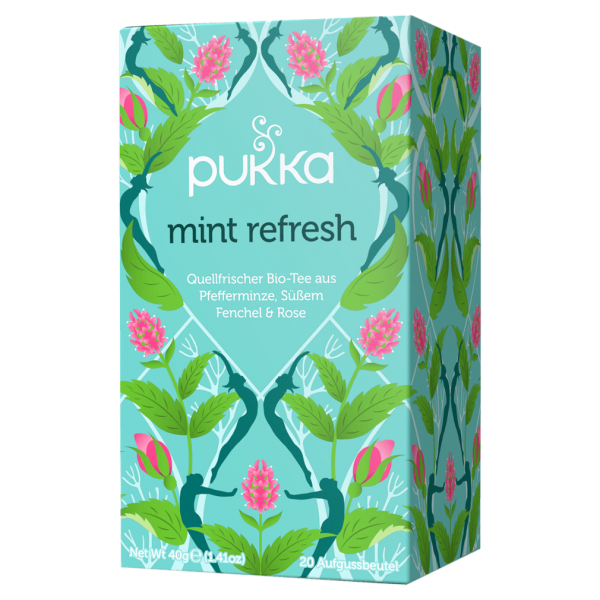 Pukka Bio Mint Refresh