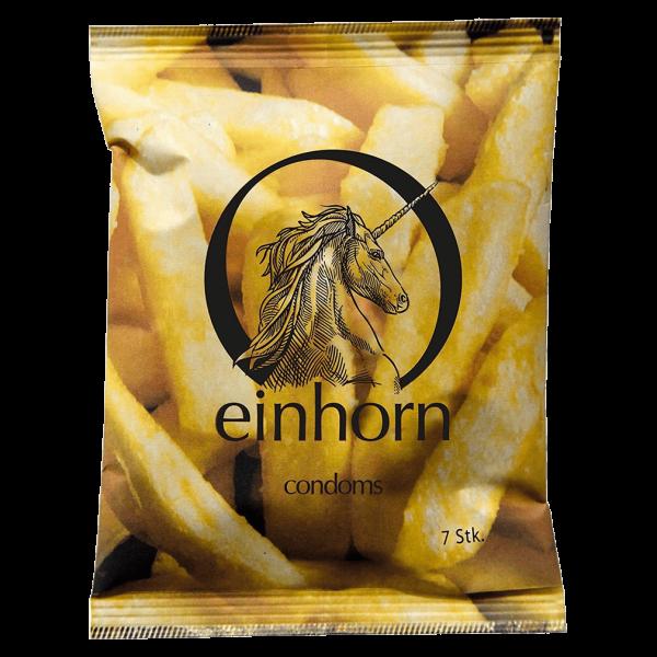 einhorn Vegane Kondome Foodporn 7 St Packung