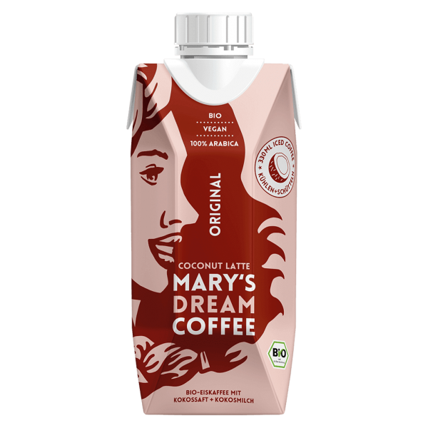 Mary´s Coffee BIO Mary's Dream Coffee Coconut Latte