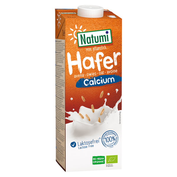 Natumi Bio Hafer Drink + Calcium