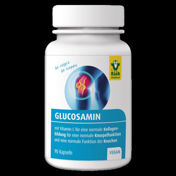 Raab Vitalfood Glucosamin Kapseln (90 Stk.)