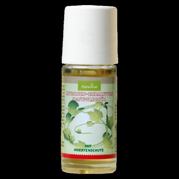 NaturGut Zitronen-Eukalyptus Hautpflegeöl mit Insektenschutz