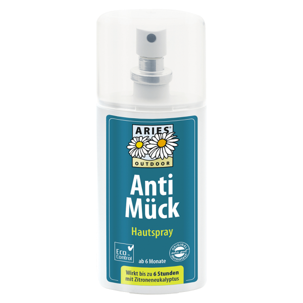 Aries Anti Mück Hautspray, 100 ml