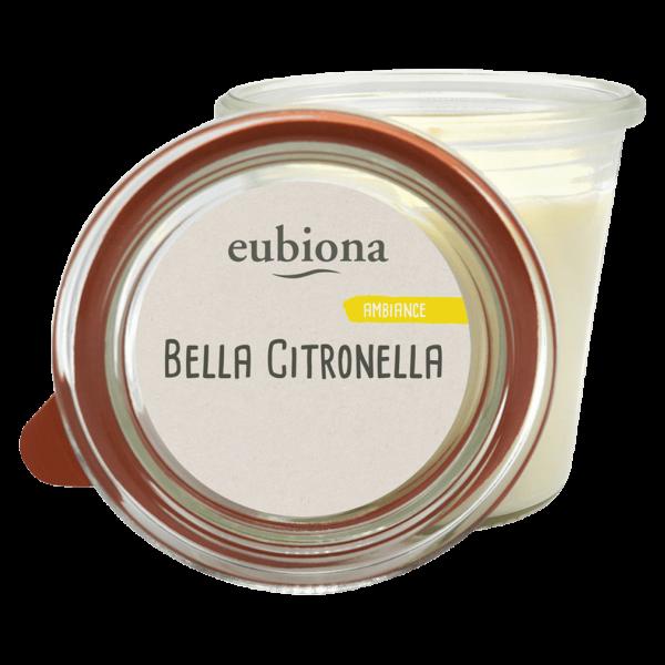 Eubiona Duftkerze Bella Citronella