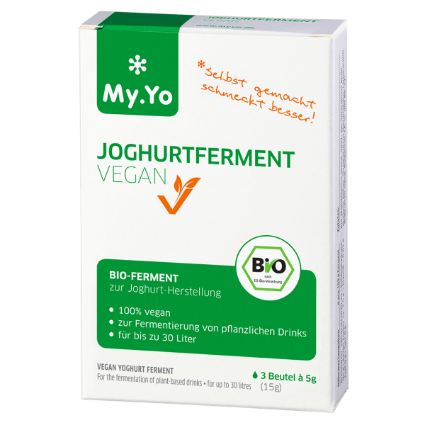 MyYo Joghurtferment vegan