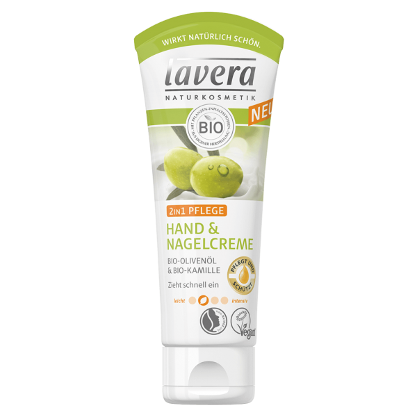 Lavera Hand & Nagelcreme 2in1