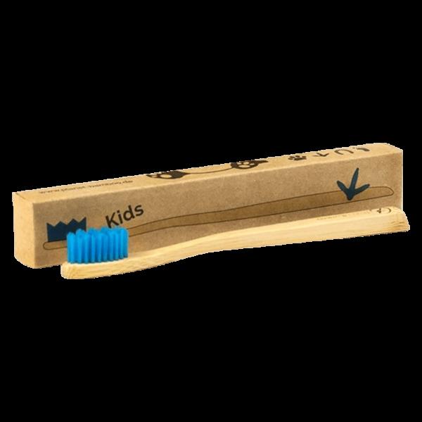 Planet Bamboo Bambus Zahnbürste medium für Kinder
