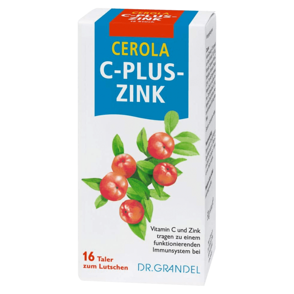 Dr. Grandel Cerola C plus Zink 16 Taler