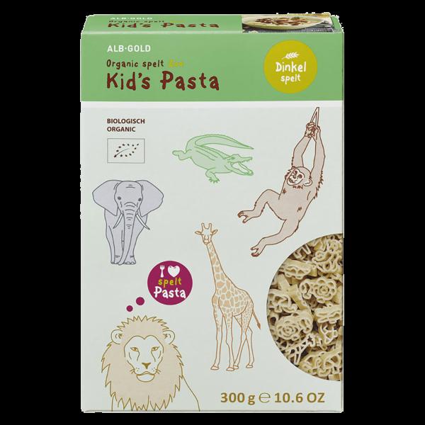 Alb-Gold Bio Kid´s Dinkel Pasta Zoo
