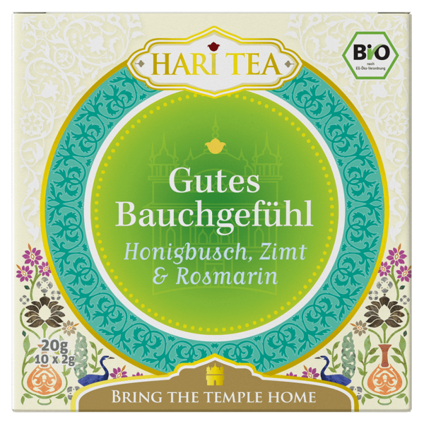 Hari Tea Gutes Bauchgefühl Bio Gewürztee