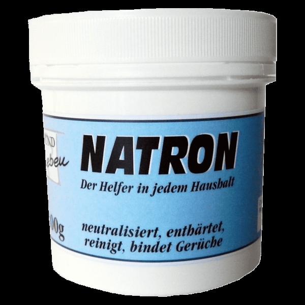 Gesund & Leben Natron