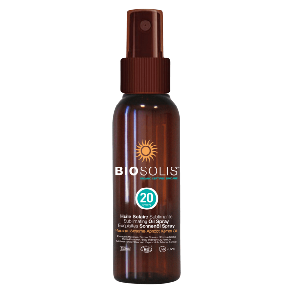 Biosolis Sun Oil Spray SPF 20