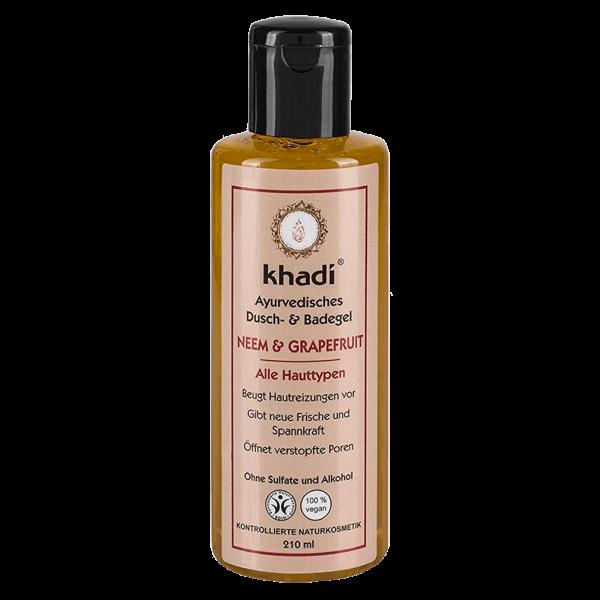 Khadi Dusch- & Badegel Neem & Grapefruit