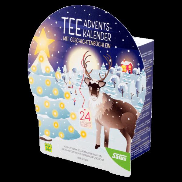 Salus Bio Tee Adventskalender