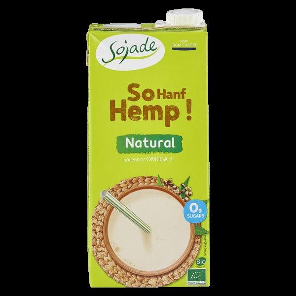 Sojade Bio Hanf Drink Natural