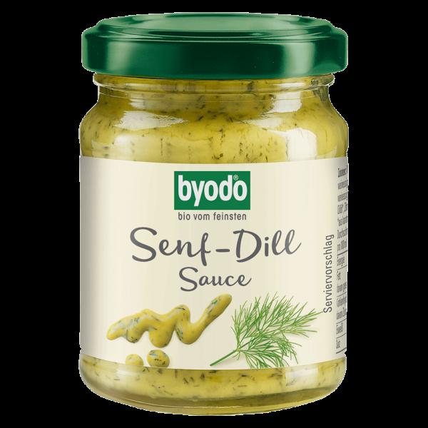 byodo Bio Senf-Dill Sauce
