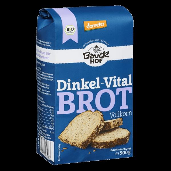 Bio Dinkel Vitalbrot Vollkorn