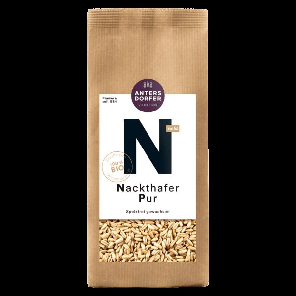 Antersdorfer Bio Nackthafer Pur