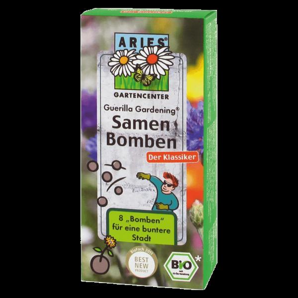 Aries Bio Samenbombe, 8St