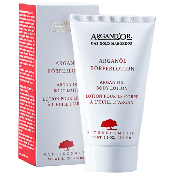 Argand'or Arganöl Körperlotion