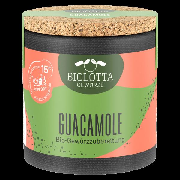 BIOLOTTA Bio Guacamole Gewürzzubereitung