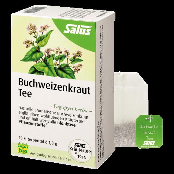 Salus Bio Buchweizenkraut Tee