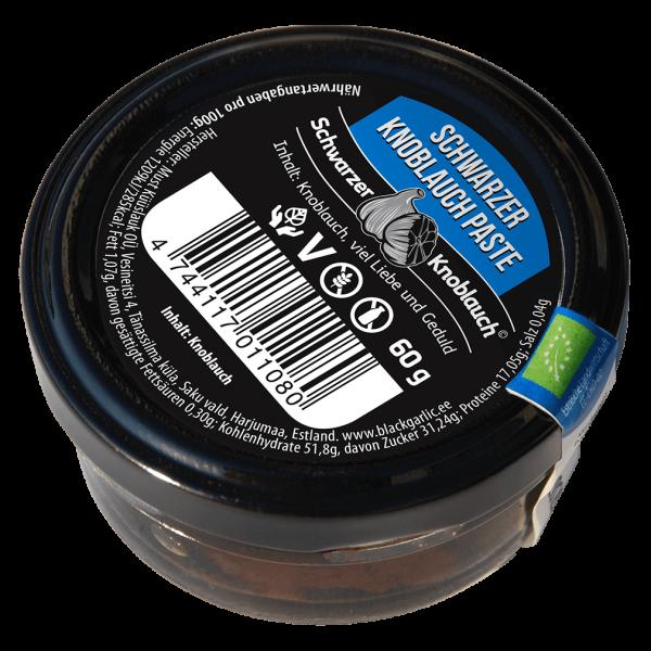 Must Küüslauk Bio Schwarzer Knoblauch Paste, 60g
