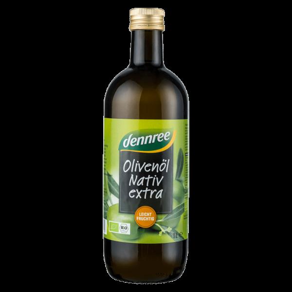 dennree Bio Olivenöl nativ extra