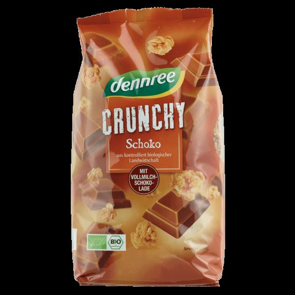 dennree Bio Schoko Crunchy