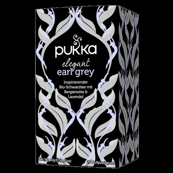 Pukka Bio Elegant Earl Grey Tee