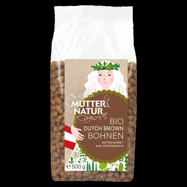 Mutter Natur Bio Dutch Brown Bohnen