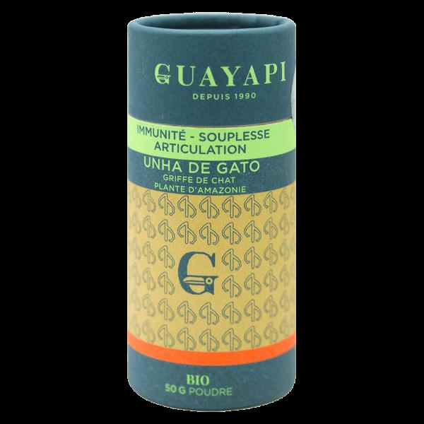 Guayapi Katzenkralle Pulver