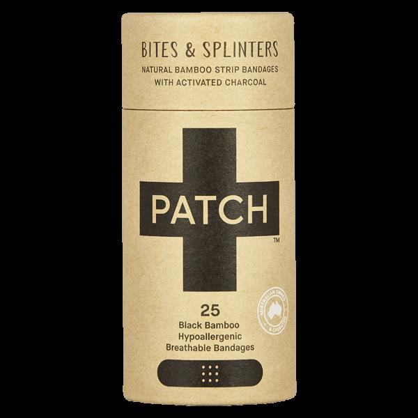 Patch Bambus-Pflaster Aktivkohle