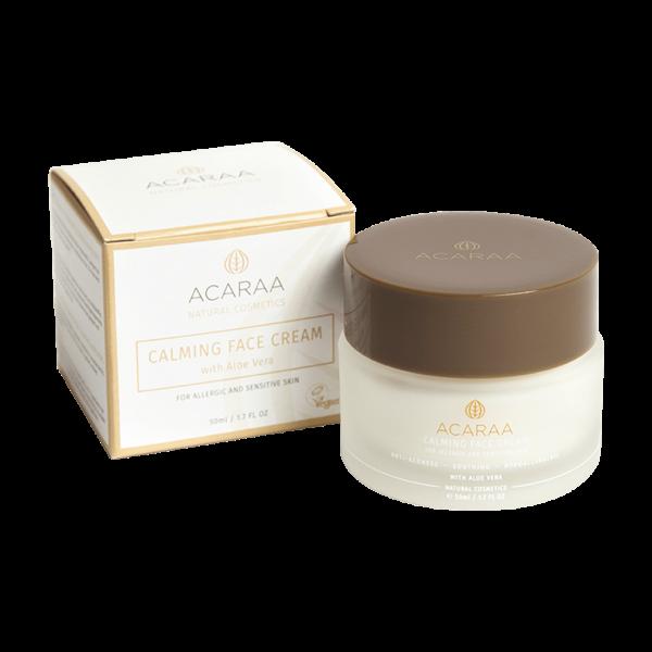 ACARAA Gesichtscreme für allergische Haut