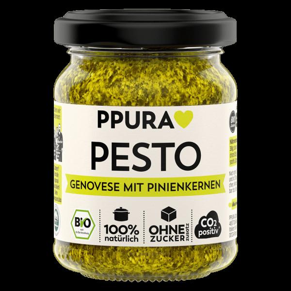 PPura Bio Pesto Genovese classic