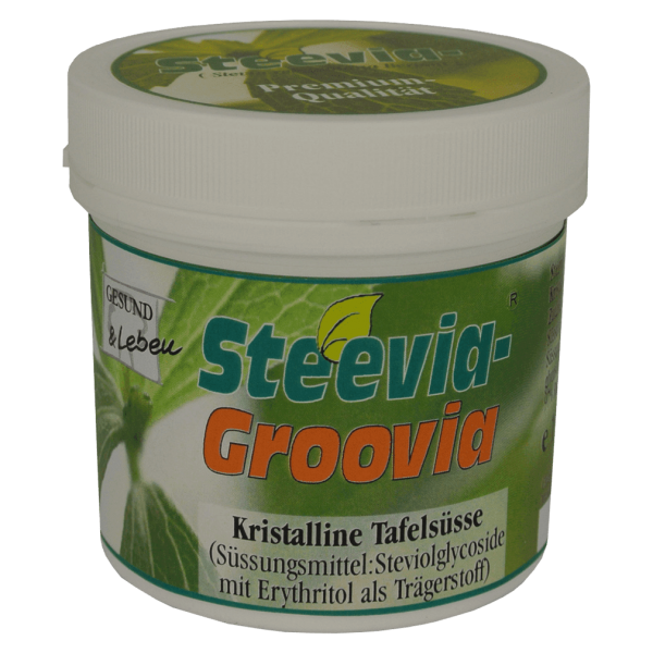 Gesund & Leben Steevia Groovia