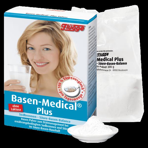 Flügge Basen Medical Plus Pulver