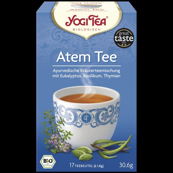 Yogi Tea Bio Atem Tee