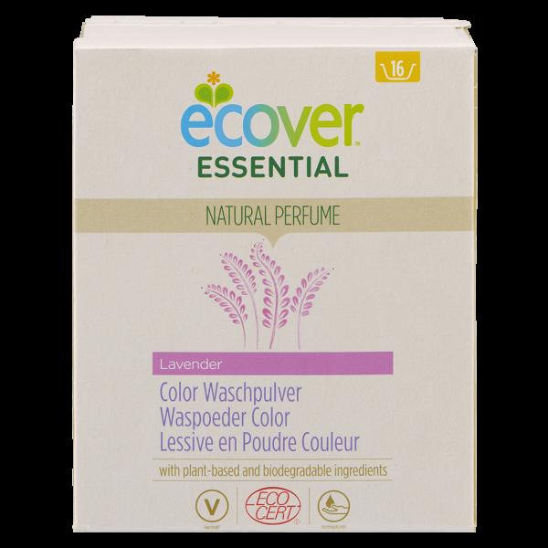 Ecover Color Waschpulver Lavendel, 1,2 kg