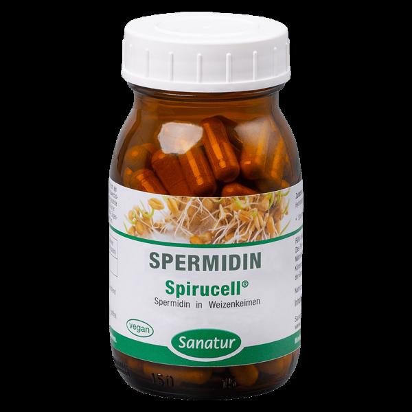 Sanatur Spermidin Spirucell