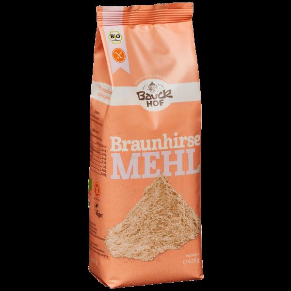 Bio Braunhirsemehl, 425g -glutenfrei-
