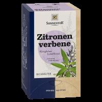 Sonnentor Bio Zitronenverbene Tee, 18 Teebeutel